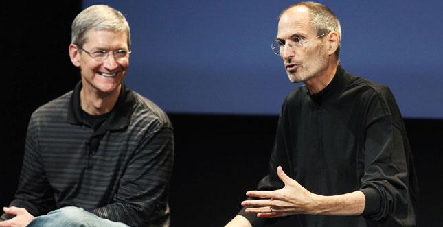 Tim Cook wollte Steve Jobs einen Teil seiner Leber spenden