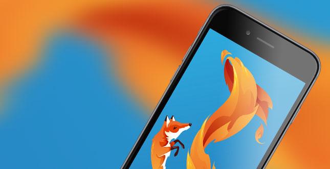 Vorschau: Firefox-Browser auf dem iPhone