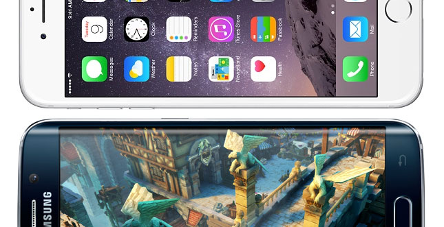 Galaxy S6 Edge hängt iPhone 6 Plus in Kamera-Benchmark ab