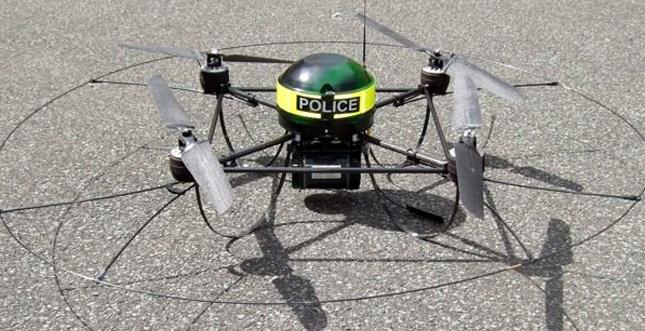 Weitere Drohnen sollen UK-Polizei im Einsatz helfen