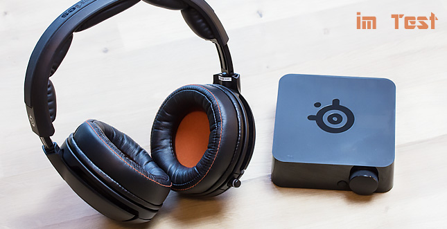 steelseries h wireless gaming headset im test l weblogit. Black Bedroom Furniture Sets. Home Design Ideas