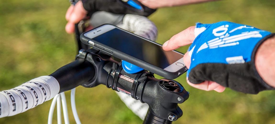 iPhone Fahrradhalterungen