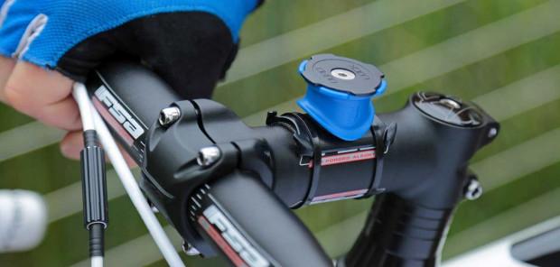 Quad Lock iPhone 6 Fahrradhalterung