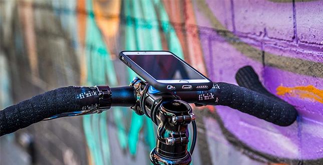 iPhone Fahrradhalterung Quad Lock