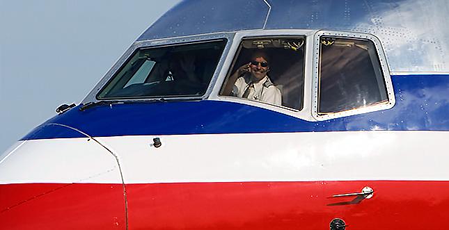 Startprobleme bei dutzenden Flugzeugen mit iPads im Cockpit