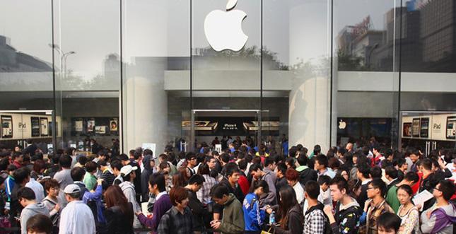 Apple erntet 94% der Profite mit 14,5% Beteiligung