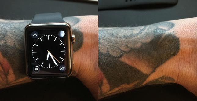 Tattoogate: Apple Watch Sensoren mögen keine Tattoos