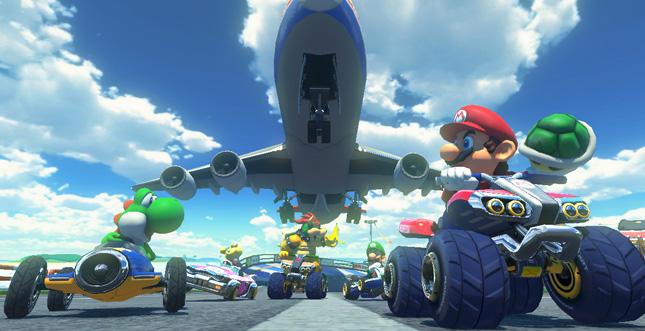 Mario Kart 8 wird noch schneller: 200cc-Update