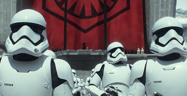 Neue Stormtrooper-Kostüme von Apple inspiriert