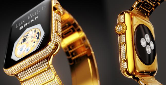 """Apple Watch """"BRIKK"""": Endlich eine bezahlbare Edition"""