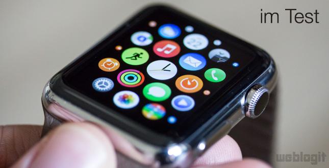 Apple Watch im Test: Vorteile und Nachteile