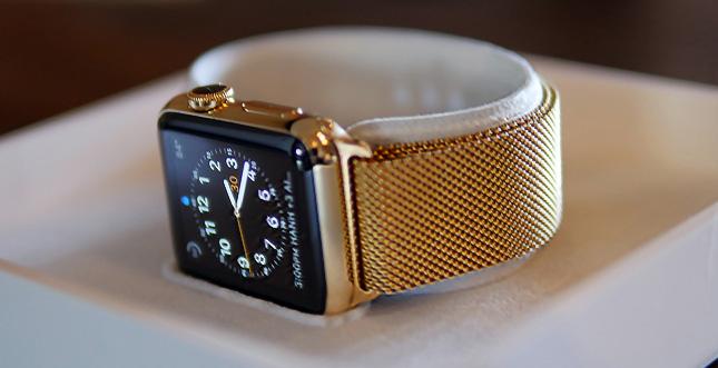 Apple Watch in Gold: Günstiger aus der Schweiz
