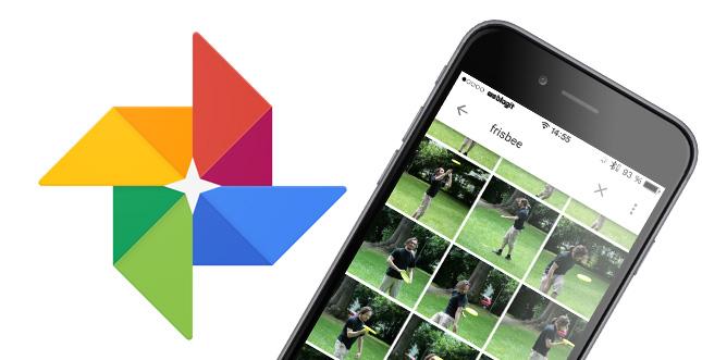 Google Fotos für iPhone und iPad: Grenzenloser Speicher