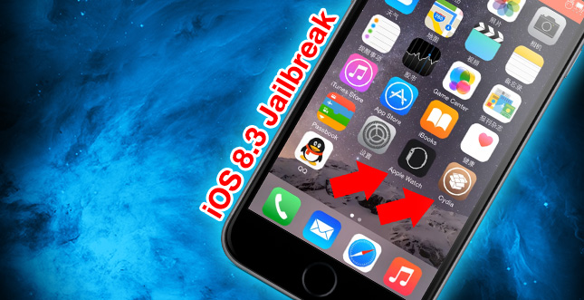 iOS 8.3 Jailbreak: Video demonstriert Cydia
