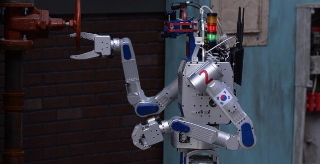Die besten Roboter 2015: DARPA-Challenge-Sieger