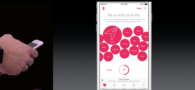 Apple Music: You