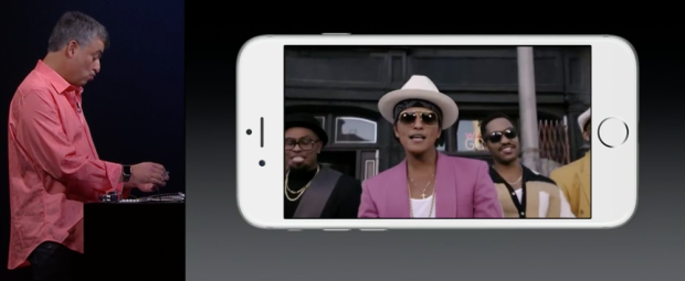 Apple Music: Musikvideos