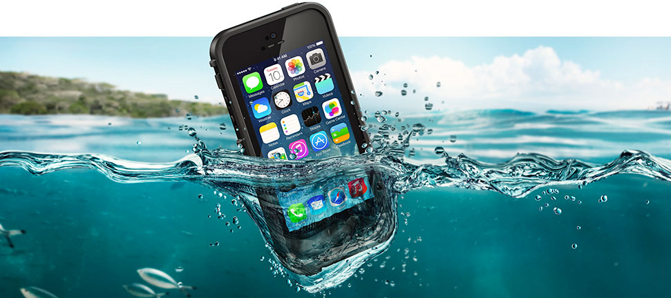 iPhone 6s Case wasserdicht