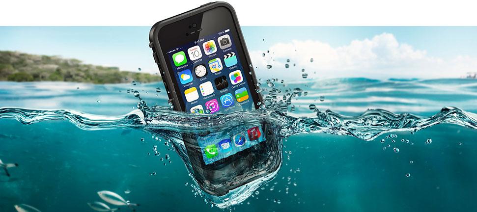 iPhone 6s Case wasserdicht