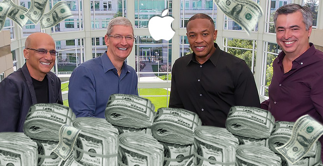 Apple schwimmt in Geld: 220 Milliarden in Cash