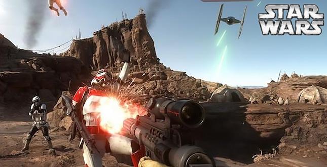 Star Wars Battlefront: Gameplay Leak (Video)