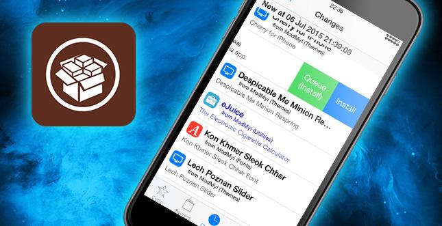 SwipeForMore: Cydia-Oberfläche in benutzerfreundlich