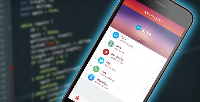 Extensify: Tweaks für iPhone & iPad (ohne Jailbreak)