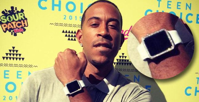 "Apple Watch ""Bling"" Edition: Ludacris"