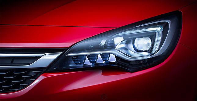 Der neue Opel Astra ärgert BMW, Audi und Mercedes