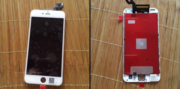 iPhone 6s plus leak