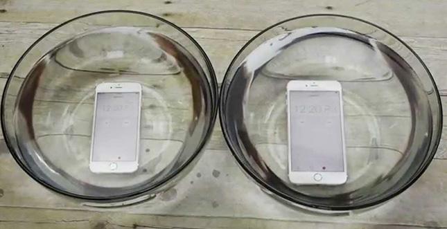 iPhone 6s: Wasserdicht(er) als Vorgänger?