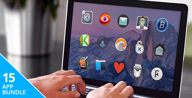 Mega Mac App Bundle 2015: Produktivität