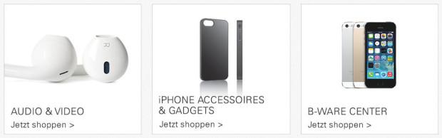 Apple-Welt-Zubeoehr