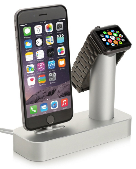 Aviato-DUO-Apple-Watch-Dock-2