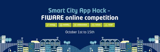 Fiware-Smart-City-App-Hack