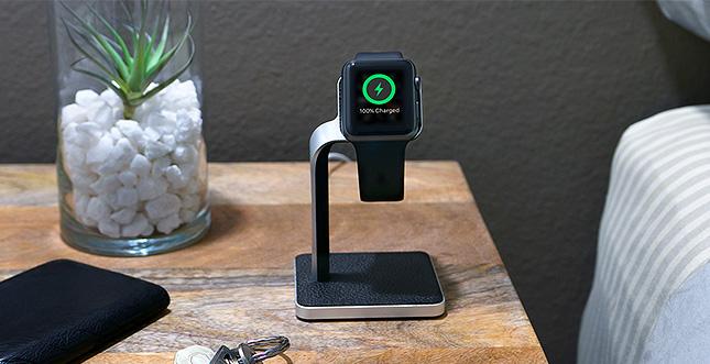 Die besten & schönsten Apple Watch Docks