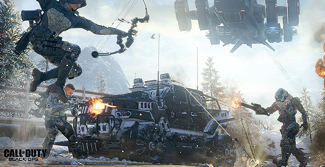 Call of Duty: Black Ops 3 Trailer