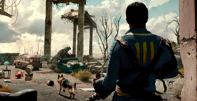 "Fallout 4: Live Action Trailer ""The Wanderer"""