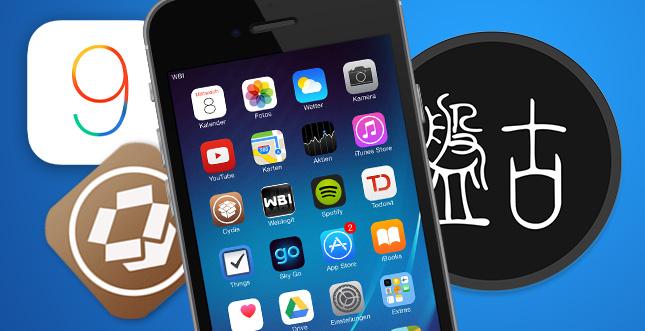 Probleme mit dem Pangu iOS 9 Jailbreak (Lösung)