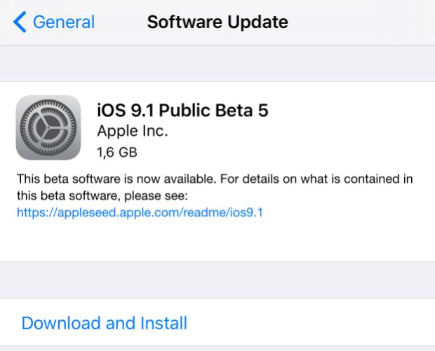 iOS beta weblogit.net