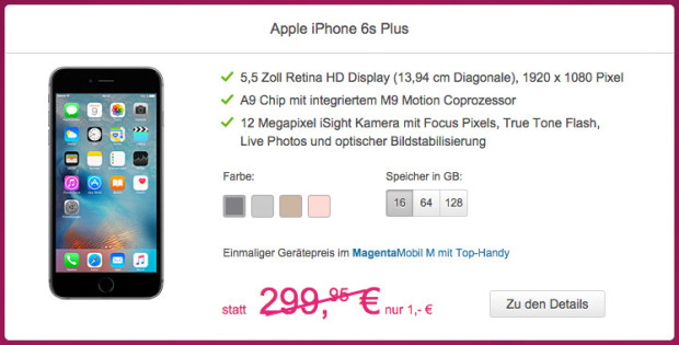 iPhone-6s-Plus-Telekom-Power-Aktion