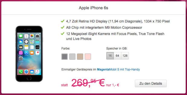 iPhone-6s-Telekom-Power-Aktion