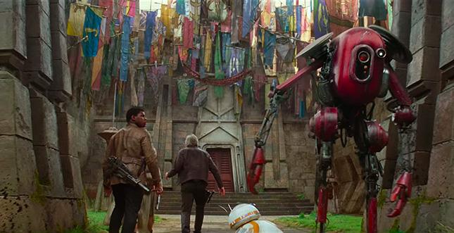 Star Wars: Episode VII – The Force Awakens (Neuer Trailer)