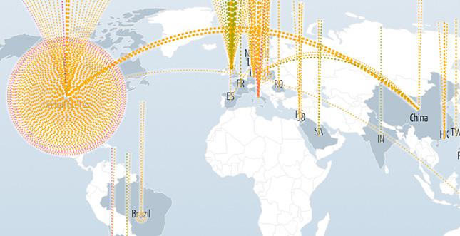 Apple unter Beschuss: DDoS-Angriffe legen Dienste lahm