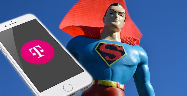 Superhelden-Flat mit 3GB für 9,99€ im Telekom-Netz