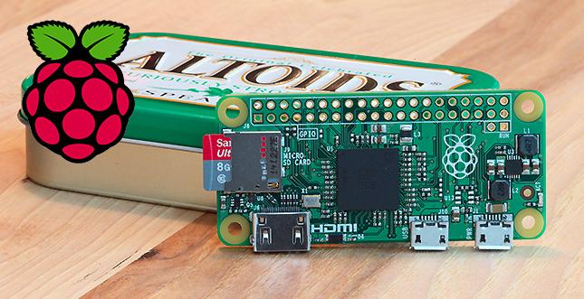 Raspberry Pi Zero: Was kann das $5-Rechnerlein?