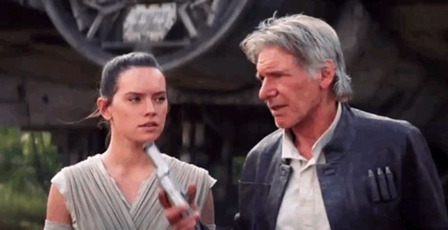 Star Wars: Episode VII mit neuem Trailer