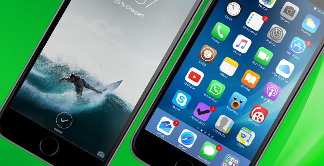 iPhone Wallpaper-Paket: Hochauflösende Auswahl