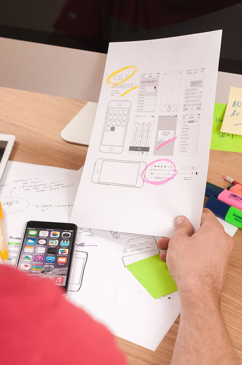 App-UI-Design-Konzeption