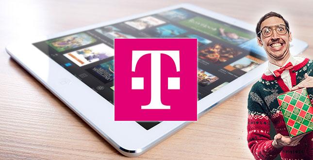 Kleiner Xmas-Knaller: 6 GB Telekom-Flat für 9,99 Euro